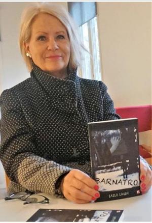 Deckarförfattaren Laila Lager har skrivit boken