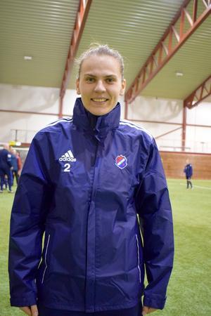 Melisa Hasanbegovic; Kvarnsvedens IK