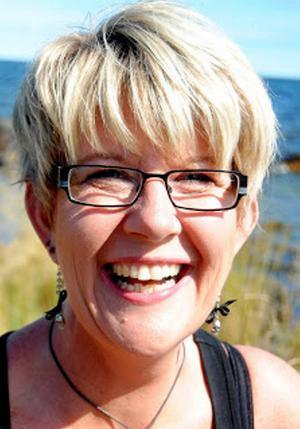 Den lokala standupstjärnan Gerda Bylund är ett av dragplåstren.