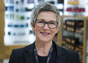 Jane Eldner Rönnqvist, 64 år, säljare, Sundsvall
