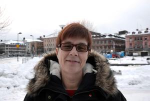 Åsa Ulander (S), ordförande Kultur- och fritidsnämnden
