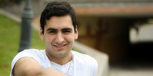 Den 22 juli fyller Martin Patros 20 år.