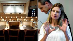 Liza-Maria Norlin har lämnat in en motion om en uppförandekod för alla förtroendevalda.