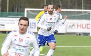 Det blev en tung förlust för Thomas Sundberg och Iggesunds IK.
