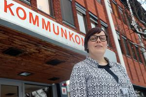 Utvecklingsledare Johanna Fanberg har svårt att se hur Ånge kommun i nuläget skulle kunna lägga den tid och de pengar som en HBTQ-certifiering av skolorna skulle innebära.