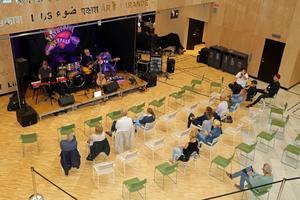Live at Heart-festivalen blev en del av Kulturkvarterets öppningshelg.