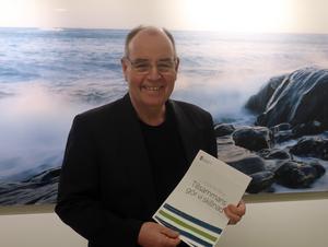 Håkan Svanberg (M) är ordförande för den kommunala näringslivsberedningen. Foto: Privat