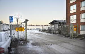 Ett stort bygge av studentbostäder planeras vid förrådet på Dalgatan. Totalt 300 nya lägenheter vill Svenska studenthus bygga i området.