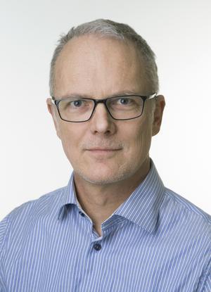 Magnus Ahlgren, tillförordnad chefsjurist på Patent- och registreringsverket.                                                  Foto: Patent och Registreringsverket