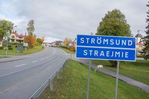 Steve Svensson, Sverigedemokraterna i Strömsund menar att kommunens ekonomi är körd i botten och ger exempel på vad det innebär.