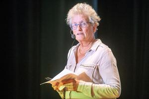 Verksamhetschefen för primärvården i Bräcke och Ragunda Ulla-Britt Barchéus Olofsson.