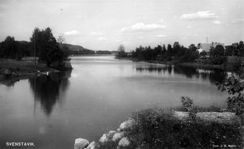 Minnen från förr: Gamla bilder från Berg