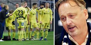 När förutsättningarna förändras hänger lönen med, menar GIF Sundsvalls sportchef Urban Hagblom.