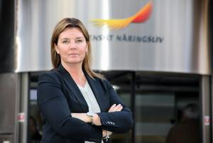 Lotta Petterson, regionchef Svenskt Näringsliv.