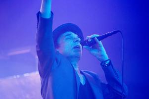 Thåström gjorde en kritikerrosad konsert på Magasinet i november.