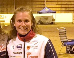 Lilian Forsgren tog brons i tredje raka natt-SM-tävlingen som hon ställde upp i: 2016, 2018 och 2019. Arkivfoto
