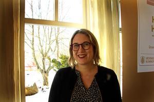 Maria Lundgren är mångfaldsstrateg på Hedemora kommun tycker det är fantastiskt att så många kom vid utbildningstillfällena.