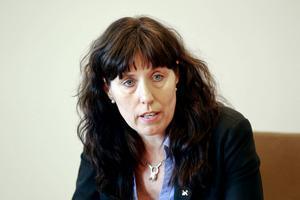 Helena Björkman, divisionschef Region Gävleborg.