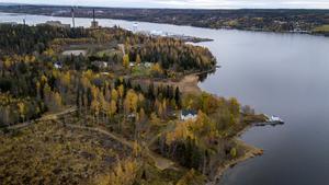 Är behovet av en logistikpark verkligen så stort att man måste förstöra Petersvik? undrar Ewa Eriksson.