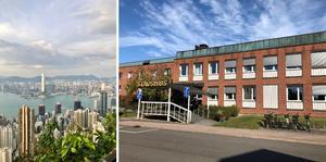 Finns det likheter mellan Hongkong och Tidaholm? Det har i alla fall insändarskribenten hittat.