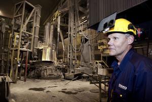 Kjell Nygren har utsetts till projektledare när Ovako återställer stål- och valsverket i Smedjebacken till Europatopp, efter sviterna av finanskrisens stålbad och åratal av återhållna investeringar.