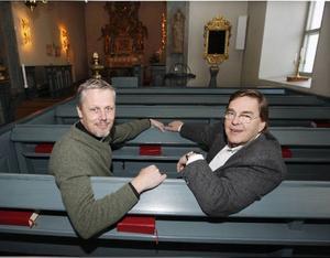 Peter Forsberg är ny kyrkoherde i Frösö församling. Göran Modén har slutat efter 21 år på jobbet.