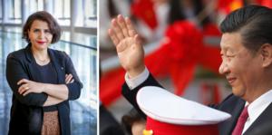 President Xi Jinping försöker sprida sin diktatoriska socialism över klotet, skriver Abir Al-Sahlani, ledamot i Europaparlamentet (C).