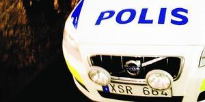 Polisen larmades om händelse vid halv sju på fredagskvällen.