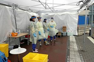 Sjukvården kommer att prövas hårt av coronapandemin. Sedan kan en ny vår komma.