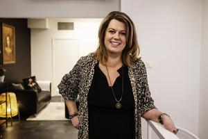 Lena Fällström har startat en ny salong i Härnösand.
