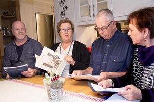 Ulf Engblom, Solveig och Anders Kimby och Judit Belea är anhöriga till personer som bott eller bor på en avdelning på Attendos äldreboende på Gotlandsgatan och de har en rad synpunkter och klagomål på verksamheten. Klagomålen har även skickats till Västerås stad som har avtal med Attendo. Solveig och Ulfs pappa avled i slutet av förra året.