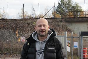 Ronny Törnberg, 50 år, Band, befarar att Sandvik har lämnat Sandviken om 50 år.