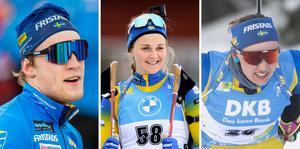 Sebastian Samuelsson, Stina Nilsson och Linn Persson ger sina tankar inför rullskidskytte-SM i Sollefteå, som sänds live här hos oss.