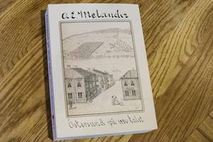 Arkitekten Adolf Emil Melanders anteckningar och ritningar från barndomsstaden Östersund kompletteras med fotografier , personnotiser och ordlista. Melanders minnen har sammanställts av Johan F Wijnbladh, Frösön.