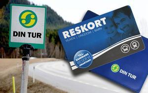 Skribenten är kritisk till att busskorten inte fungerar. Bild: Micke Engström / Henrik Lundbjörk