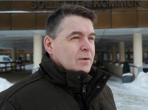 Roger Lundin, VD på Solatum.