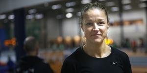 Rebecca Högberg drömmer om att ta sig tillbaka till landslaget igen – tio år och två barn sedan hennes senast Finnkamp.