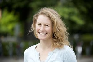 Carolyn Faithfull, marinbiolog på Länsstyrelsen.
