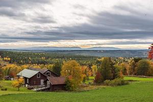Norderåsen. Foto: Mikael Frisk.