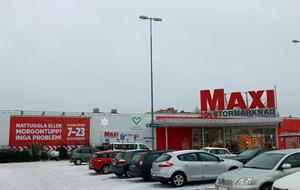 Ica Maxi i Sandviken