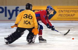 Misja Pasjkin hade ingen rolig sejour i Edsbyn. Den rysk-svenske profilen fick det inte alls att stämma och innan serien startade blev han i stället klar för spel med ryska Zorkij.