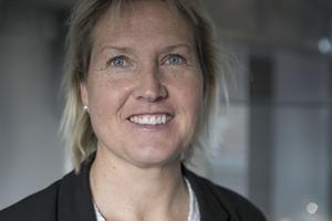 Elise Ryder Wikén (M), regionala utvecklingsnämnden ordförande.