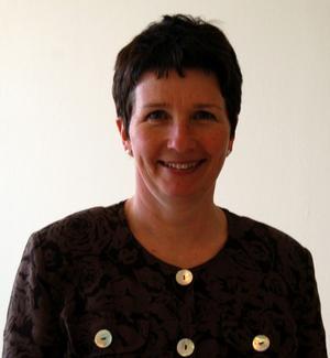 Katarina Jensstad, chef på välfärdsförvaltningen.