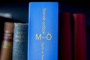Svensk ordbok utgiven av Svenska Akademien.