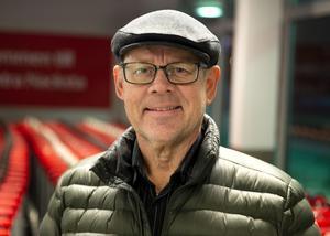 Rolf Nordin, 66 år, pensionär, Sundsvall