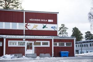 Näsvikens skola.