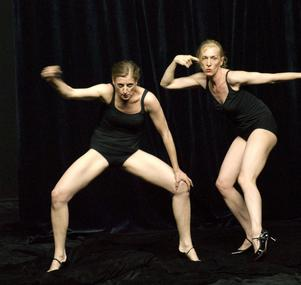 Mathilde Monnier & La Ribot kommer till dansfestivalen med verket