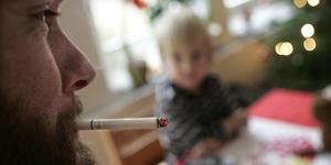 20 procent av barn, födda 2017, utsattes för tobaksrök i hemmet vid 0–4 veckors ålder i Södertälje kommun.