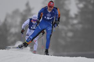 Jonas Eriksson, Mora, tvåa.