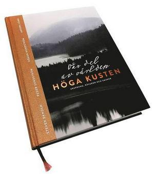 Steven Ekholms gourmetbok om Höga Kusten deltar i kokboks-VM nu i maj.